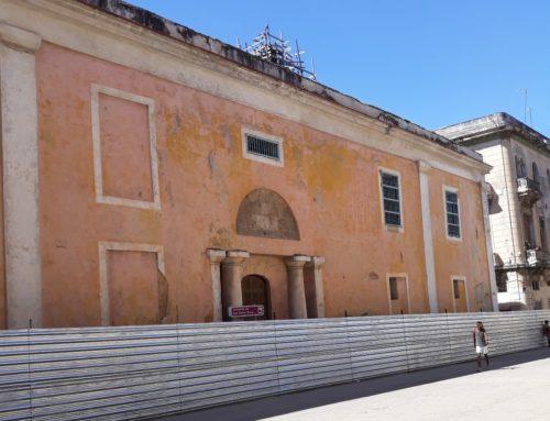 Restauro e valorizzazione del complesso monumentale del Convento Santa Chiara