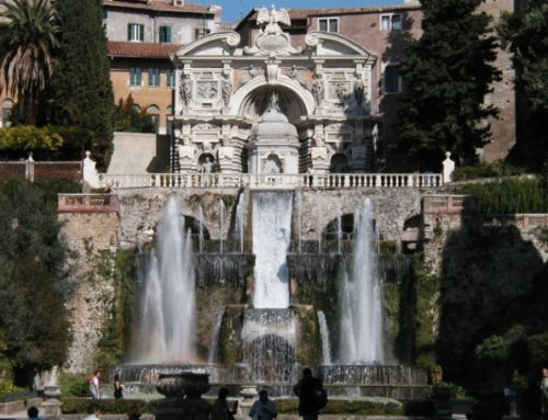 Piano urbanistico di 120 ettari nella città di Tivoli