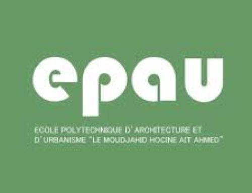 Collana di formazione E.P.A.U. di Algeri