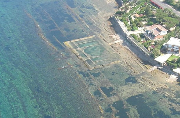 CASP - Santa Marinella, analisi supporto Piano della Costa, fondali2